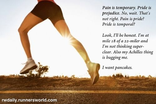 running motivational meme